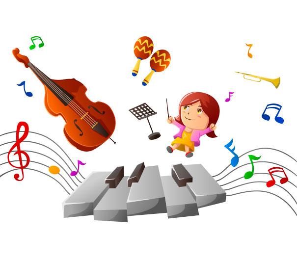 canciones en los niños