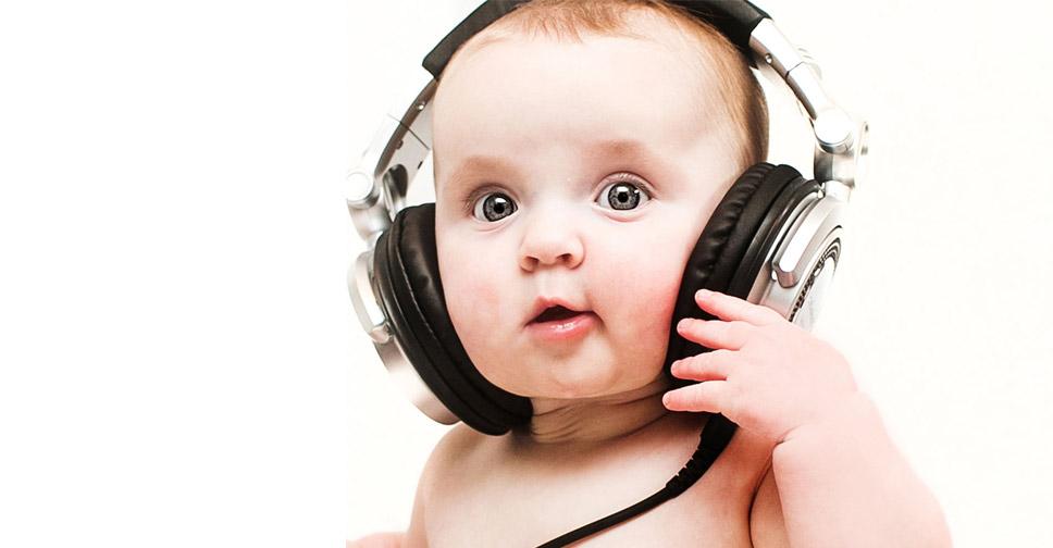 canciones en los bebés